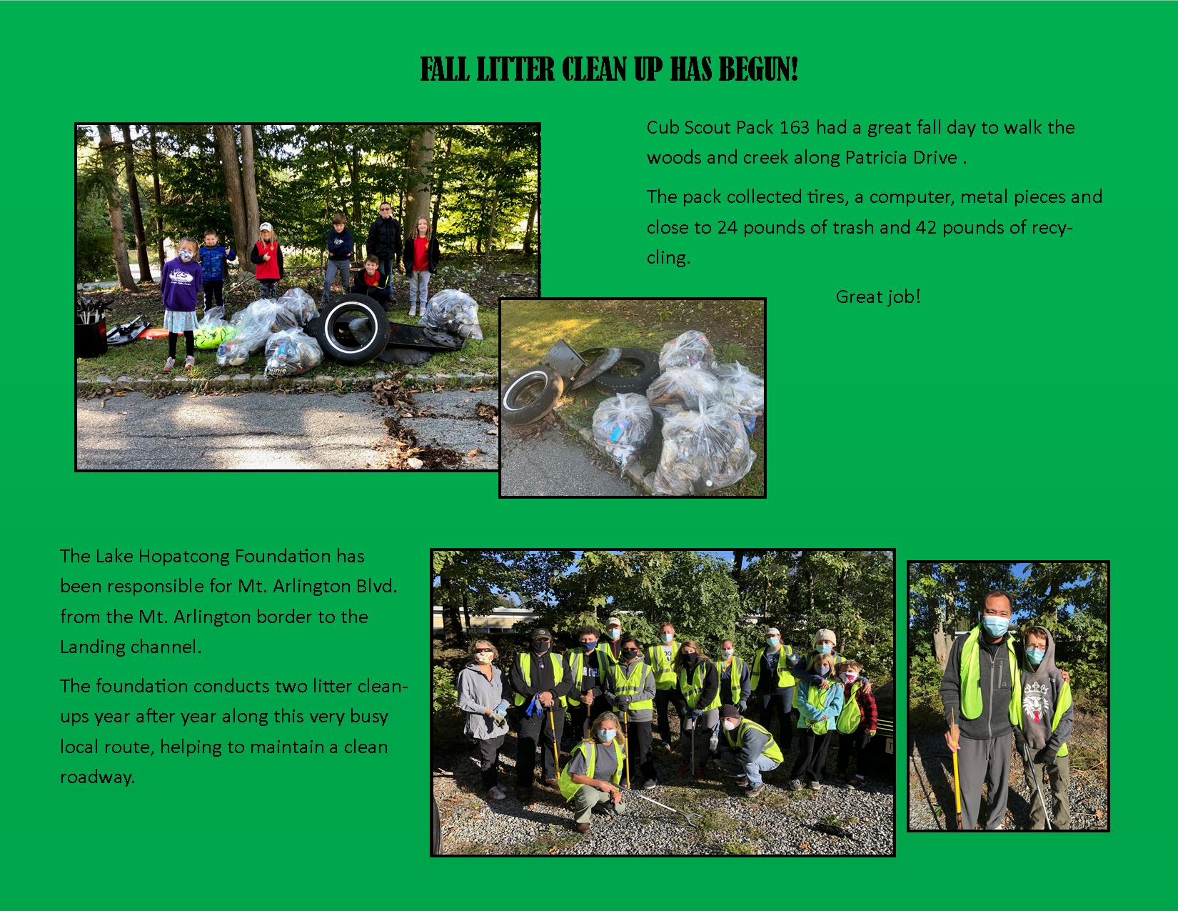2020 fall cleanup - sept.